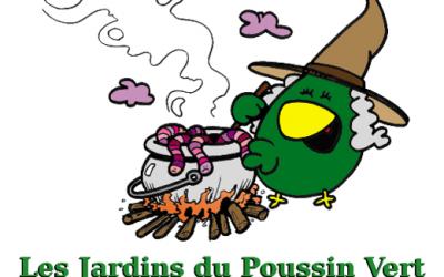 Les jardins du Poussin Vert